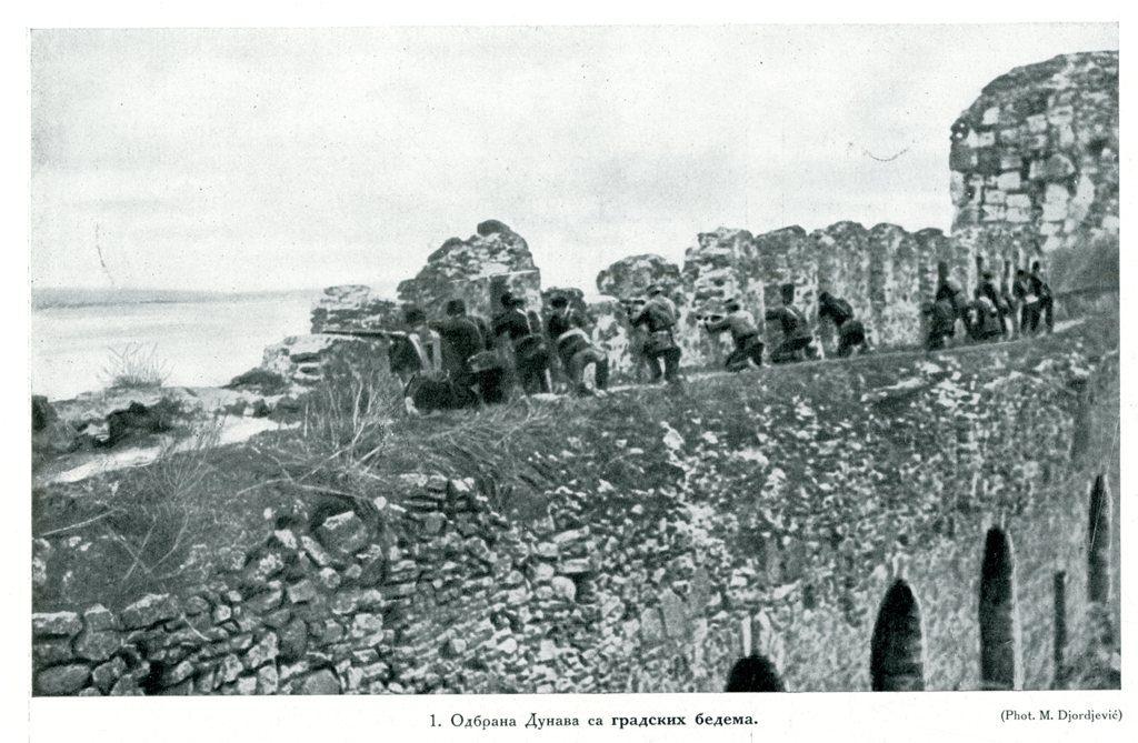 Смедеревски бој 9. новембра 1914.