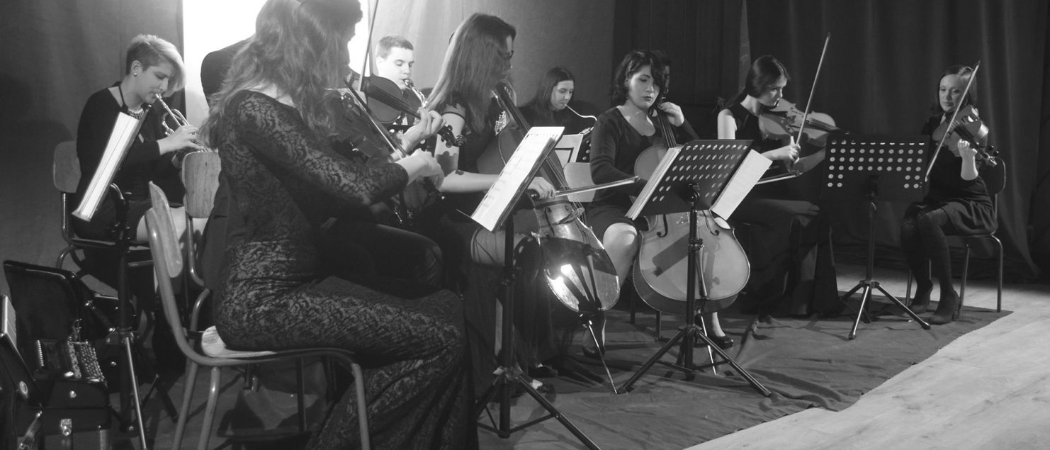 Концерт Оркестра Светлост у Музеју у Смедереву