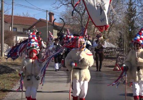 Бела недеља и карневал у европском наслеђу