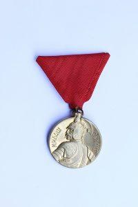 Медаља за храброст