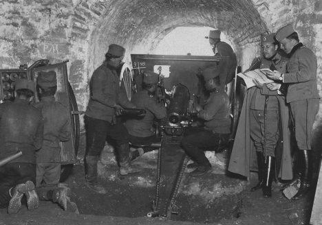Одбрана Смедерева 1915. Војни музеј