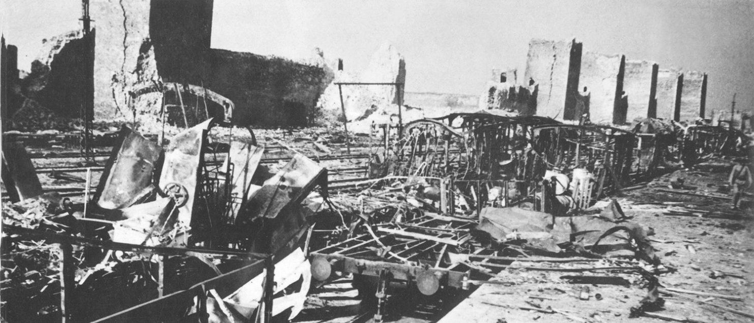 Eksplozija u Smederevu 5. juna 1941.