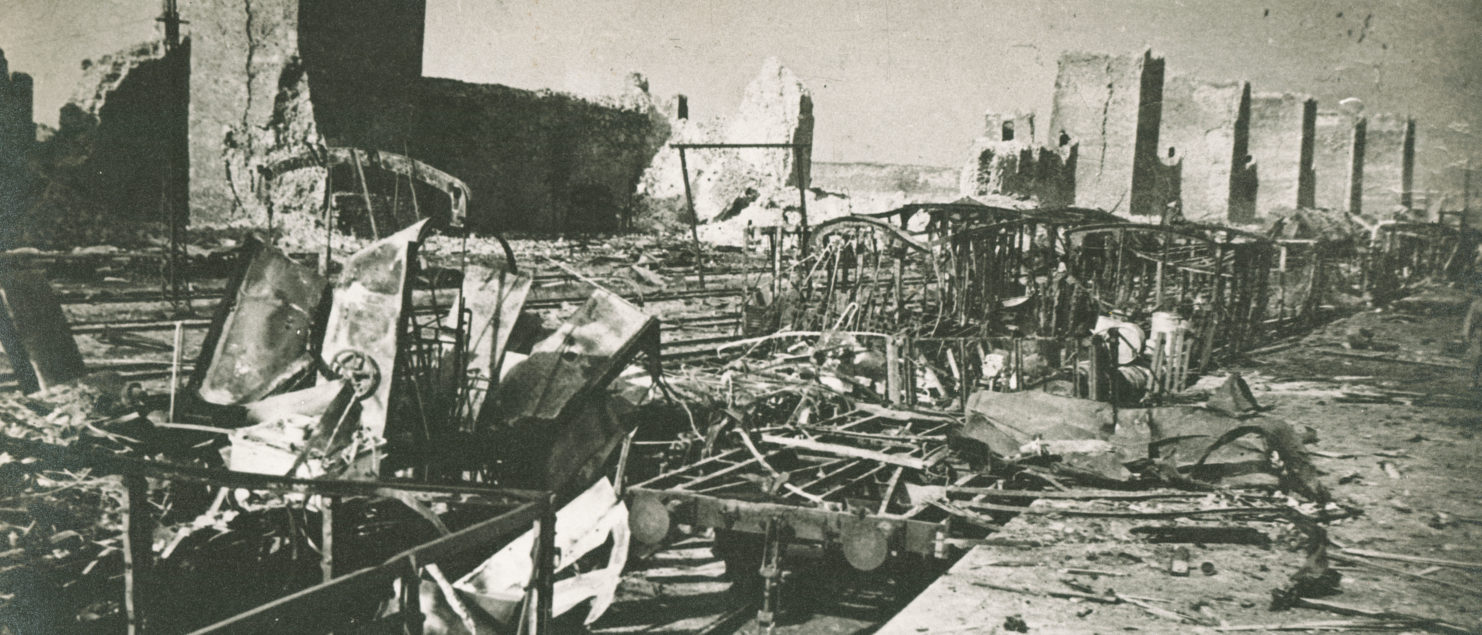 Smederevo 5. jun 1941. godine