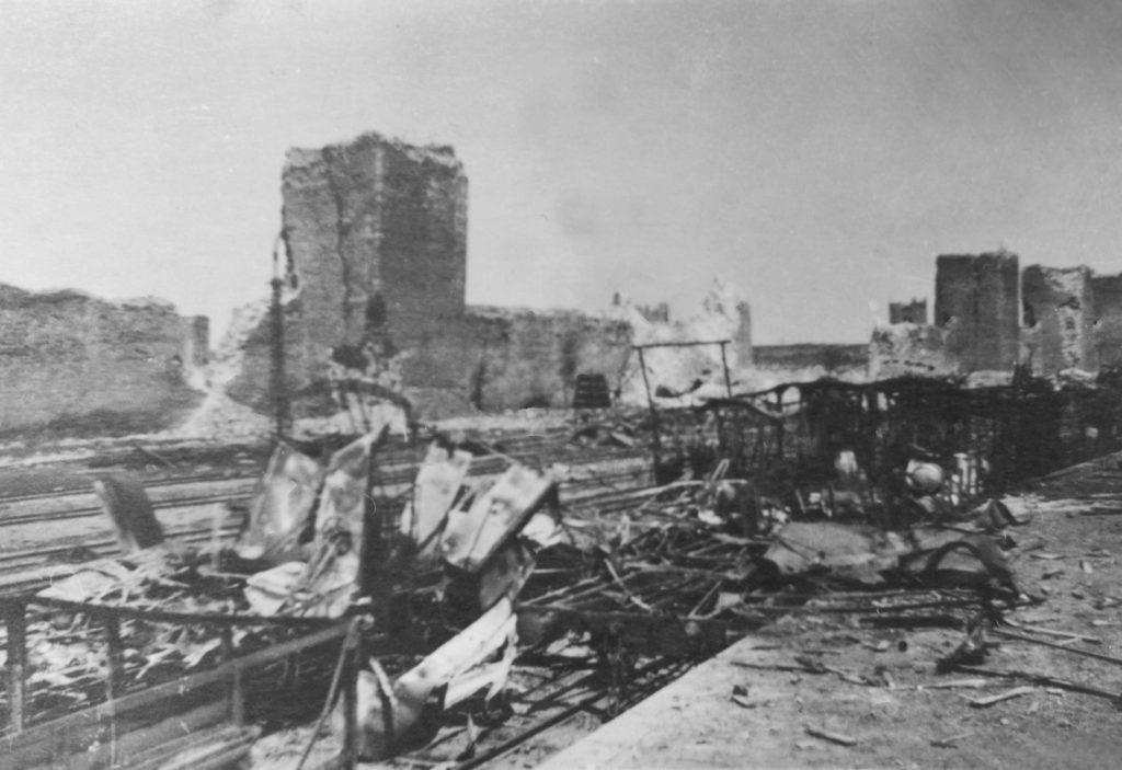 Смедерево 5. јун 1941. године
